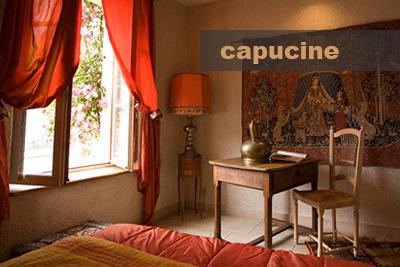Chambre d'hôtes Capucine